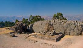 blisko Peru ruin cusco kenko Obraz Royalty Free