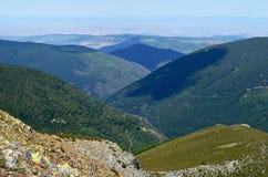 Blisko Pico San Millà ¡ n & x28; Burgos, Spain& x29; Zdjęcia Royalty Free