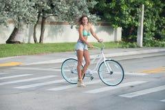 Blisko plaży w południowym Florida. Zdjęcie Royalty Free
