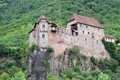 blisko roncolo Bolzano castel Obrazy Stock