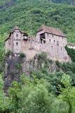 blisko roncolo Bolzano castel Italy Obraz Stock