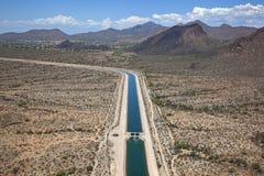 Blisko Scottsdale Arizona środkowy Projekt, Arizona zdjęcie stock