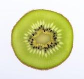 blisko tła owoce kiwi wolny biały się nad Fotografia Royalty Free