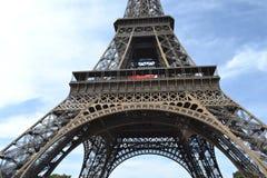 Blisko wieży eifla Obrazy Stock
