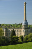Bliss Tweed Mill. Chipping Norton. designed by George Woodhouse Stock Image