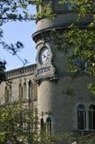 Bliss Tweed Mill Clock fotografia stock libera da diritti