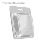 Blister Package. Vector, Illustration of a Blister Package. Sketch style. Packing series Royalty Free Stock Image