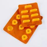 Blister pills Stock Photo