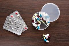 Blister tablets