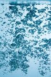 Blisters underwater Stock Photo