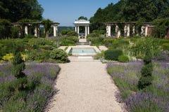 Blithewood Garten Stockfotografie
