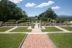 Blithewood-Garten Stockbilder