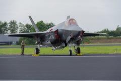 Blitz II Lockheed Martins F-35 Lizenzfreie Stockbilder
