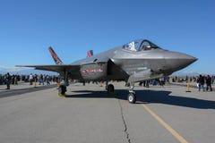 Blitz II Lockheed Martins F-35 Lizenzfreie Stockfotografie