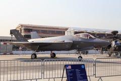Blitz II Lockheed Martins F-35 Lizenzfreie Stockfotos