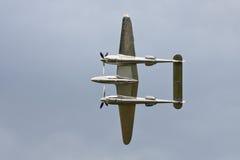 Blitz P-38 Stockfoto