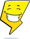 Blitz-Schrauben-Lächeln