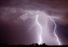 Blitz - Tucson, AZ Stockfoto