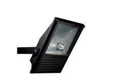 Blitzlicht für Haus oder Foto Lizenzfreies Stockfoto