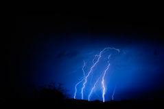 Blitz-Beine Lizenzfreies Stockbild