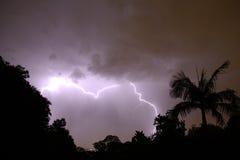 Blitzschlag Stockfoto