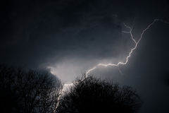 Blitzschlag Stockbilder