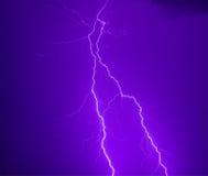 Blitzschlag 3 Stockbild