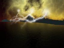 blixt Fotografering för Bildbyråer