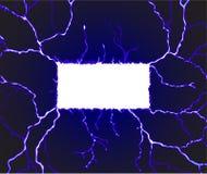 blixt Arkivfoton