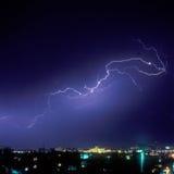 blixtslag Royaltyfri Bild