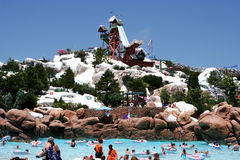Blizzard Beach Stock Photography