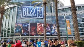 BlizzCon Royalty Free Stock Photo