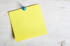 Bllank note paper Stock Images