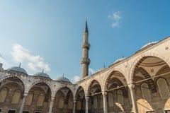 Bllue-Moschee in Istanbul, die Türkei Stockfoto