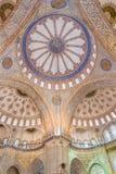 Bllue-Moschee in Istanbul, die Türkei Stockbild