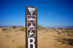 BLM Bureau of Land Management Road Marker Stock Photos