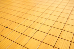 Blnak go game chessboard background. In China Stock Photos