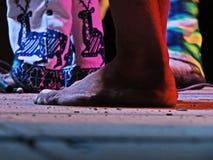 Bloße Füße Stockfotos