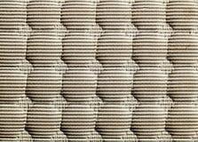 Bloße Matress-Zusammenfassung Lizenzfreie Stockfotos