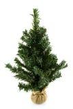 Bloßer Plastikweihnachtsbaum Stockfotos