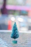 Bloßer Weihnachtsbaum Stockbilder