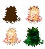 Blobs Stock Image