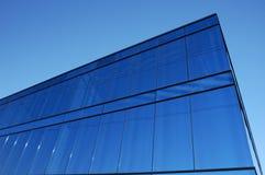 Bloc bleu Photo libre de droits
