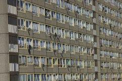 Bloc d'appartements Photo stock