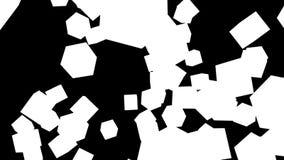 Bloc de cubes Grand concept se réunissant de données illustration stock