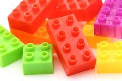 Bloc de Lego Photo libre de droits