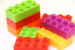 Bloc de Lego Images stock
