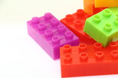 Bloc de Lego Photos stock