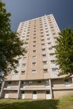 Bloc de tour ayant beaucoup d'étages à Halifax Photo libre de droits