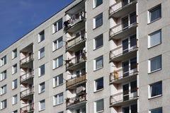 Bloc de tour résidentiel Image libre de droits